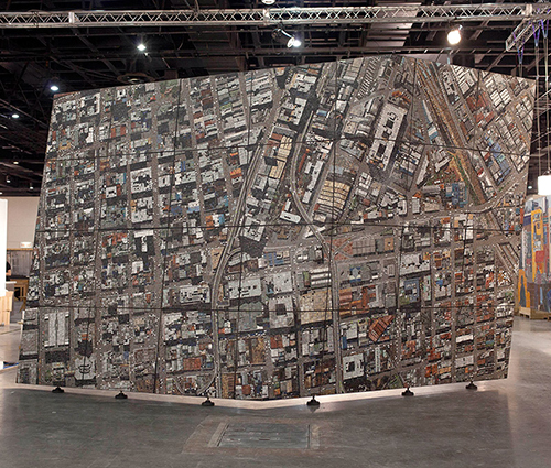 Johannesburg Mosaic