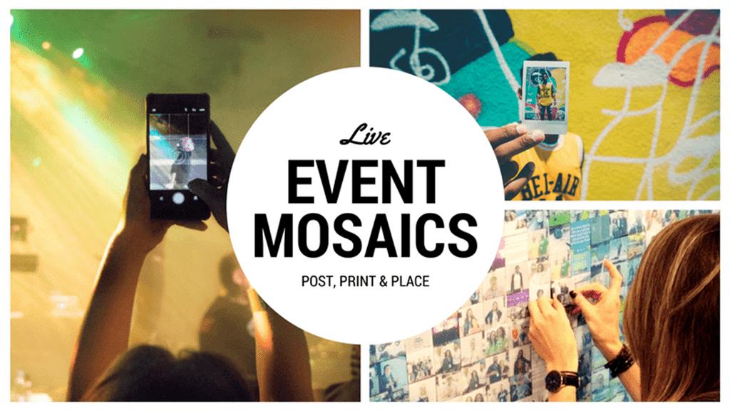 Live Event Mosaics - PhotoMosaic org